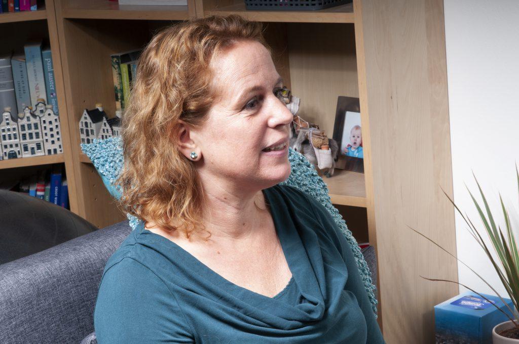 Linda Vermeulen - haptotherapeut, haptonomisch coach en wellness masseur bij PURA Rotterdam