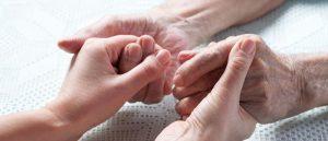 haptotherapie bij dementie