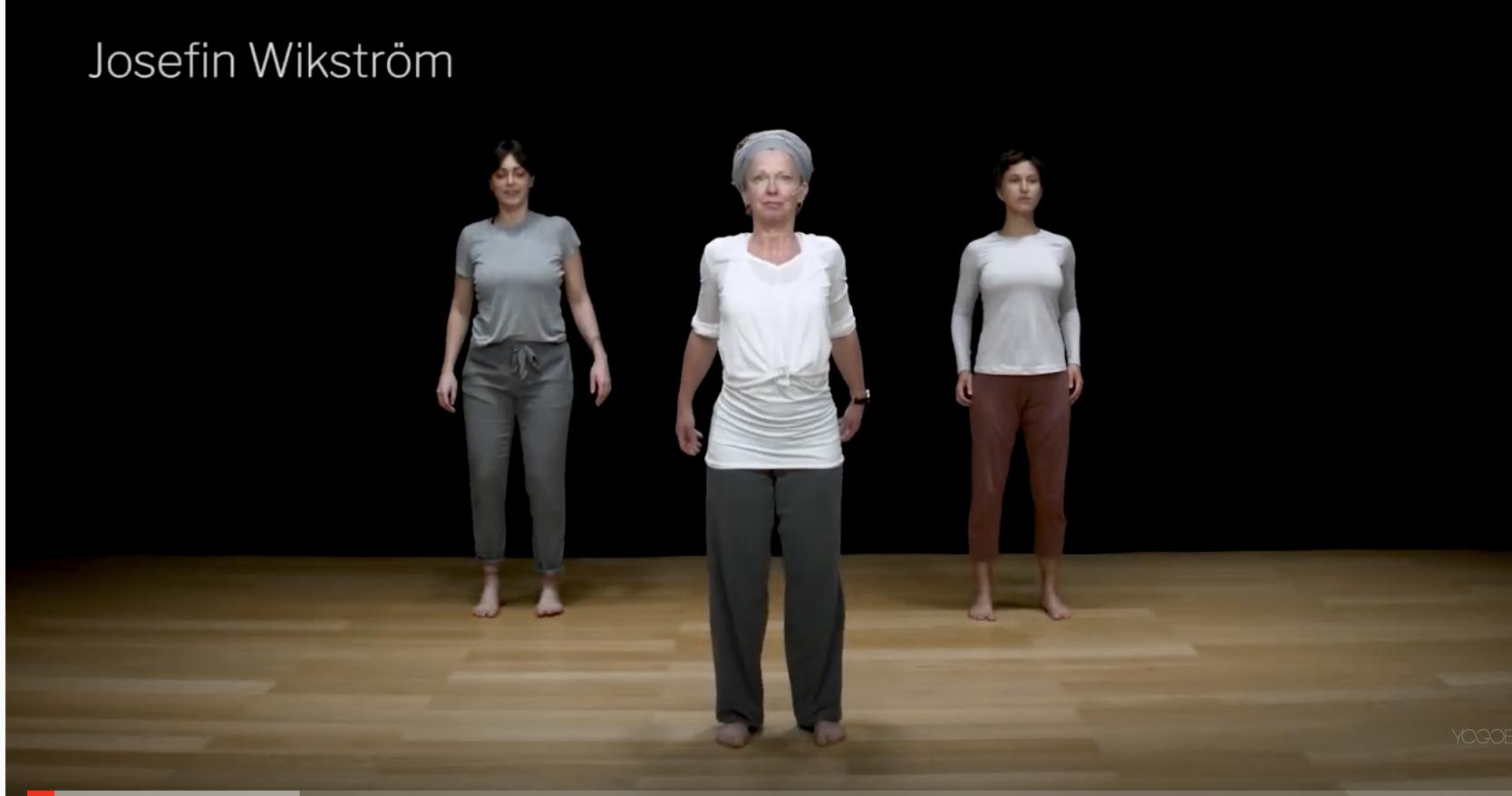 haptotherapie en yoga; ritme en beweging werkt goed bij herstel van trauma