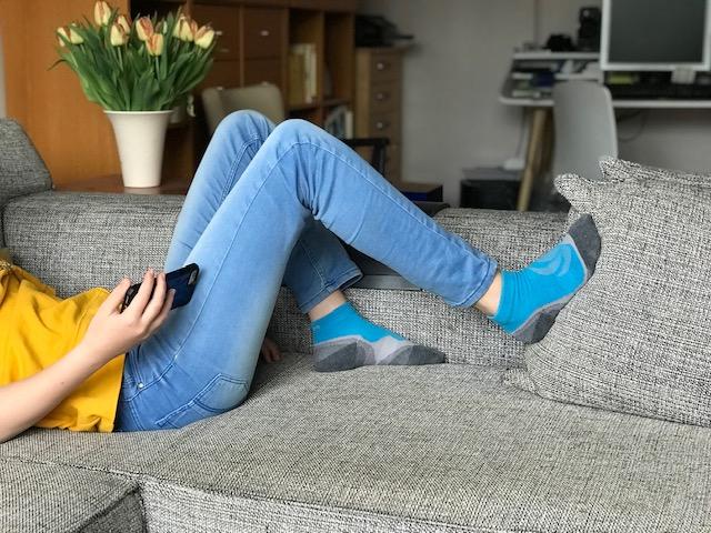 lamlendig, hangen, depressief - haptotherapie Rotterdam